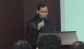 中国国际文化传播中心党组书记、执行主席龙宇翔